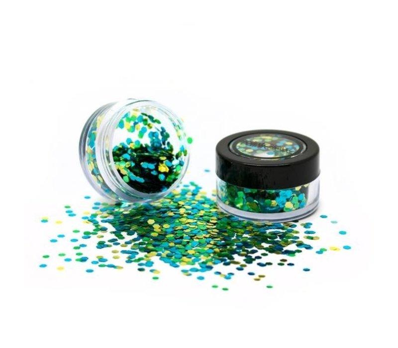 PaintGlow Bio Degradable Blends Chunky Loose Glitter Sea Horse