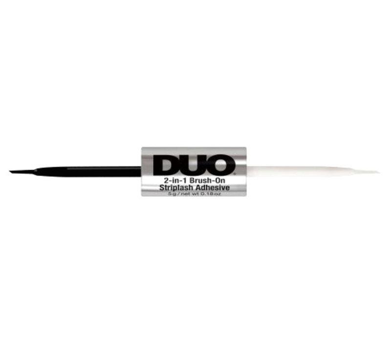 DUO 2-in-1 Brush-On Striplash Adhesive