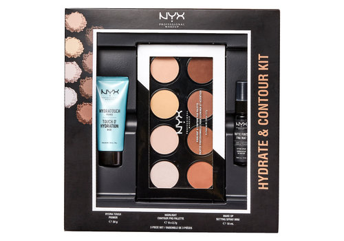 NYX Professional Makeup Hydrate & Contour Kit