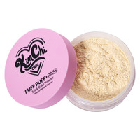 KimChi Chic Beauty Puff Puff Pass Set & Bake Powder Translucent