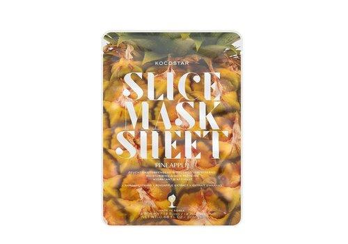 Kocostar Pineapple Slice Mask Sheet
