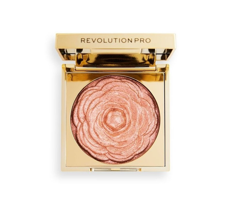 Revolution Pro Lustre Highlighter Rose Gold