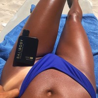 Bali Body Cacao Tanning Oil SPF15