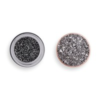 Makeup Revolution Viva Glitter Body Balm Blackout