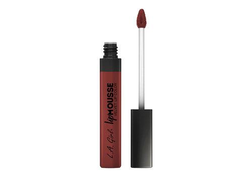 LA Girl Lip Mousse Velvet Lipcolor Unstoppable