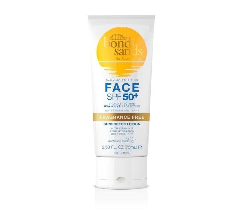 Bondi Sands Sunscreen Face Lotion SPF50+ F/F