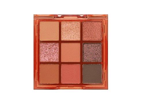 W7 Cosmetics Bare All! Pressed Pigment Palette Raw