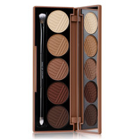 Dose of Colors Eyeshadow Palette Baked Browns