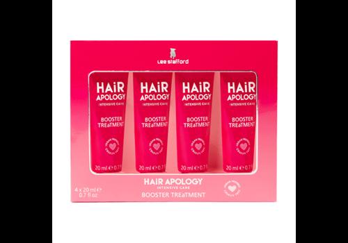 Lee Stafford Hair Apology Booster Treatment Masks