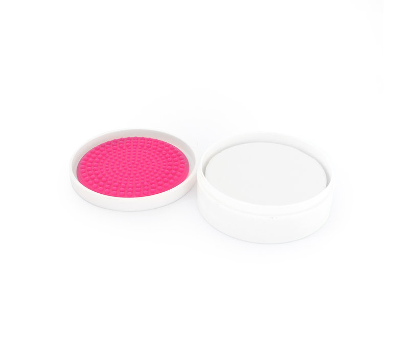 Boozyshop Makeup Brush & Sponge Cleansing Soap & Pad