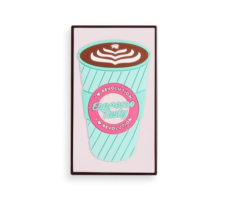 I Heart Revolution Mini Tasty Palette Espresso