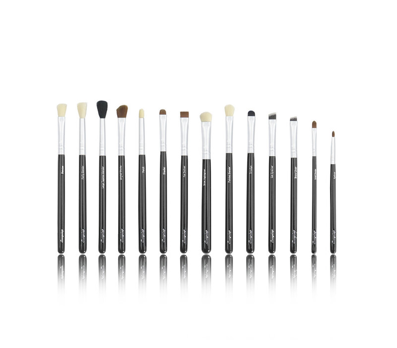 Boozyshop BoozyBrush 14 pc Deluxe Eye Set