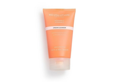 Revolution Skincare Vitamin C Cream Cleanser