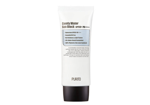 Purito Comfy Water Sun Block SPF50