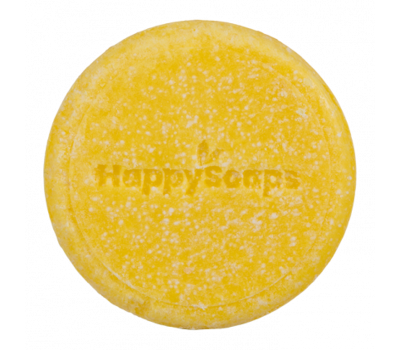 HappySoaps Shampoo Bar Chamomile Down & Carry On