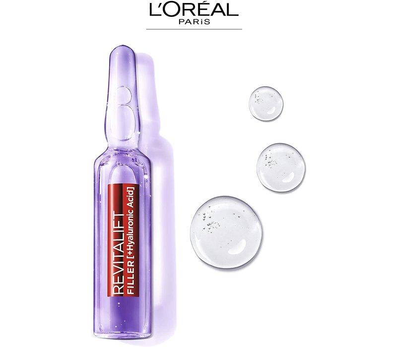 L'Oréal Paris Revitalift Filler Volumizing Hyaluronic Acid Ampoules