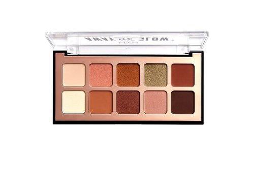 NYX Professional Makeup Away We Glow Eyeshadow Palette Hooked On Glow