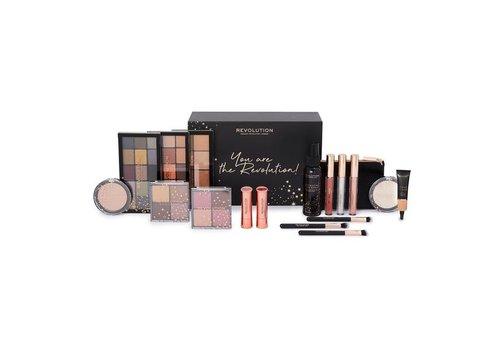 Makeup Revolution The PR Box Gift Set
