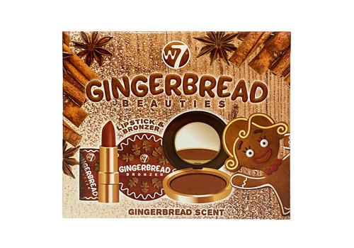 W7 Cosmetics Gingerbread Beauties Gift Set