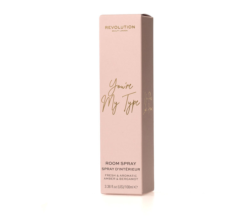 Makeup Revolution You Are My Type Room Spray