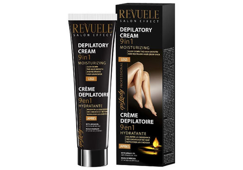 Revuele Depilatory Cream 9 In 1 Moisturizing