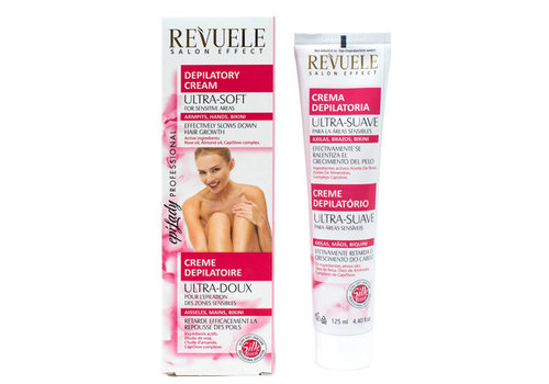 Revuele Depilatory Cream Ultra Soft For Sensitive Areas