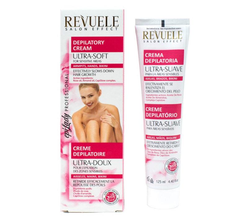 Revuele Depilatory Cream Ultra Soft For Sensitive Areas