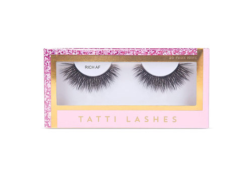 Tatti Lashes Faux Me Mink Rich Af
