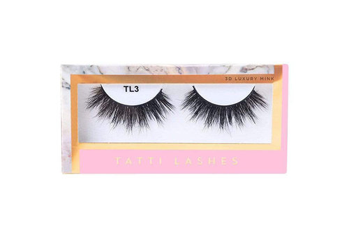 Tatti Lashes Faux Me Mink TL3