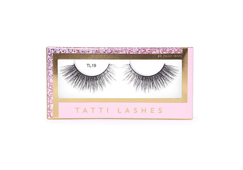 Tatti Lashes Faux Me Mink TL19