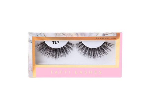 Tatti Lashes Faux Me Mink TL7