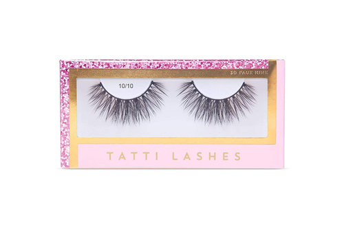 Tatti Lashes Faux Me Mink 10/10