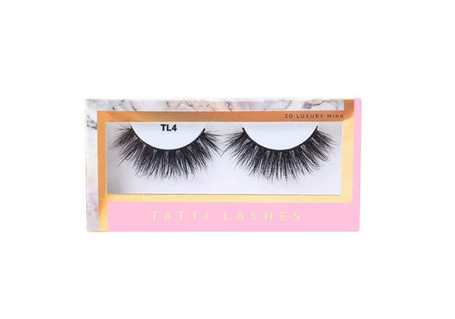 Tatti Lashes Faux Me Mink TL4