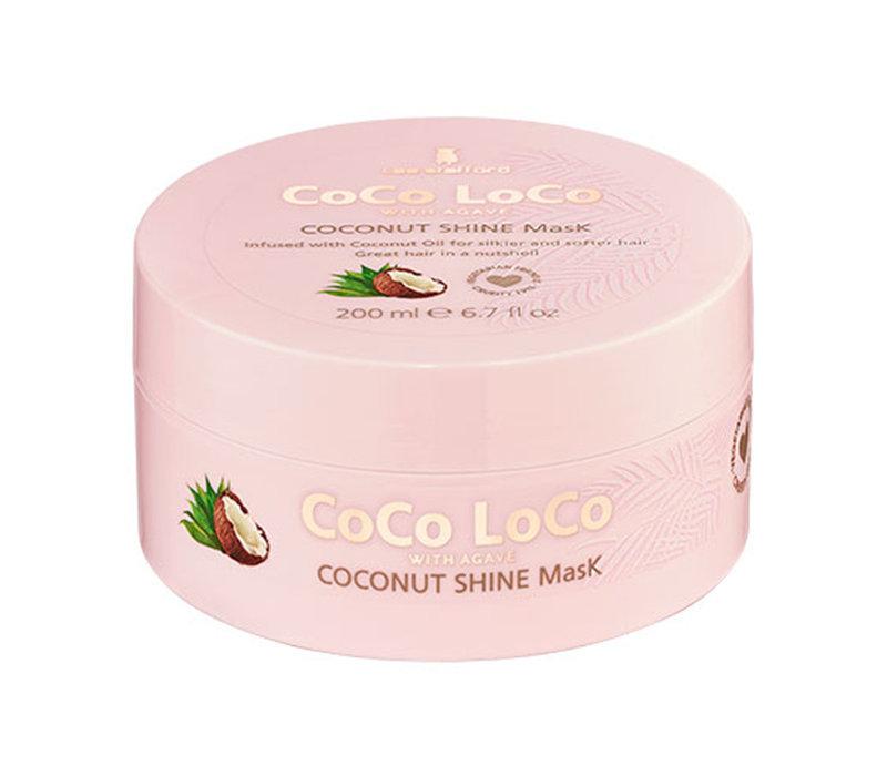 Lee Stafford CoCo LoCo & Agave Shine Mask