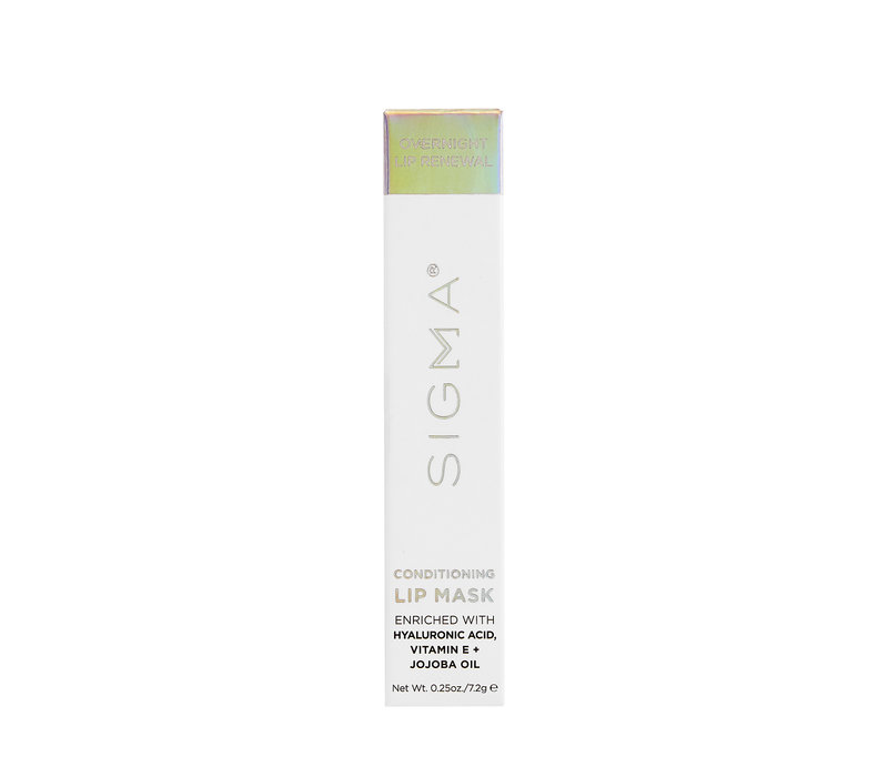Sigma Conditioning Lip Mask
