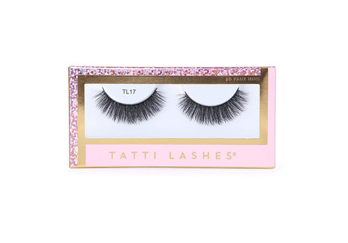 Tatti Lashes Faux Me Mink TL17