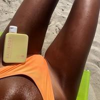 Bali Body Pineapple Tanning Oil