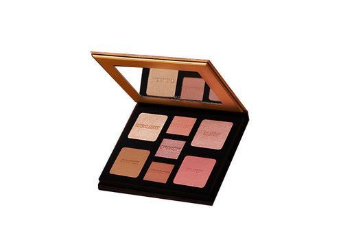 Milani All Inclusive Eye, Cheek & Face Palette Light to Medium