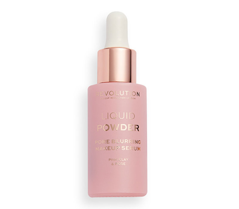 Makeup Revolution Liquid Powder Make Up Serum