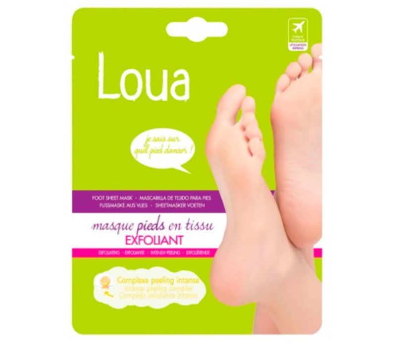 Loua Exfoliant Footmask