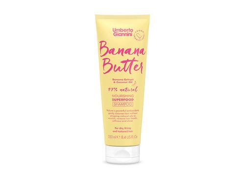 Umberto Giannini Banana Butter Shampoo