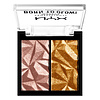 NYX Professional Makeup NYX Professional Makeup Born to Glow Icy Highlighter Duo Rock Candy