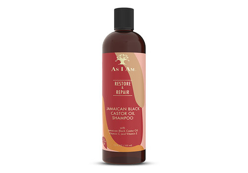 As I Am Jamaican Black Castor Oil Shampoo