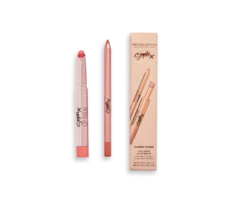 Makeup Revolution X Soph Lip Kit Candy Icing