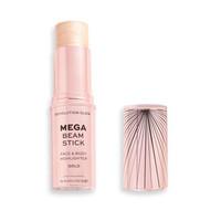 Makeup Revolution Glow  Mega Beam Stick Gold