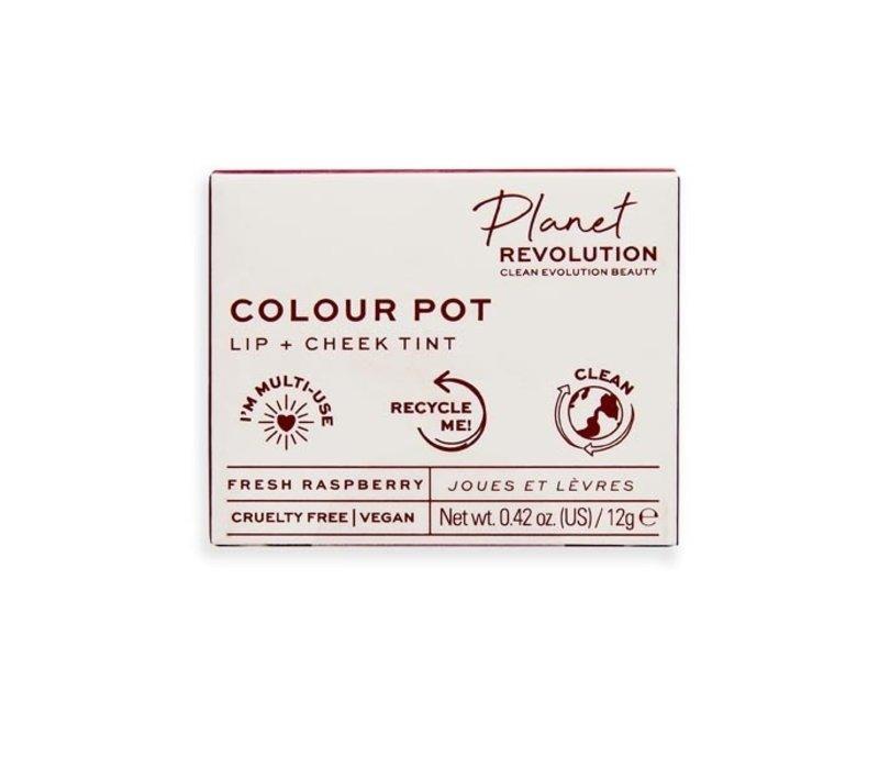 Planet Revolution The Colour Pot Fresh Raspberry