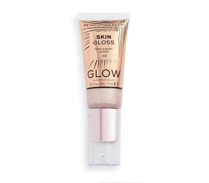 Makeup Revolution Face & Body Gloss Ice