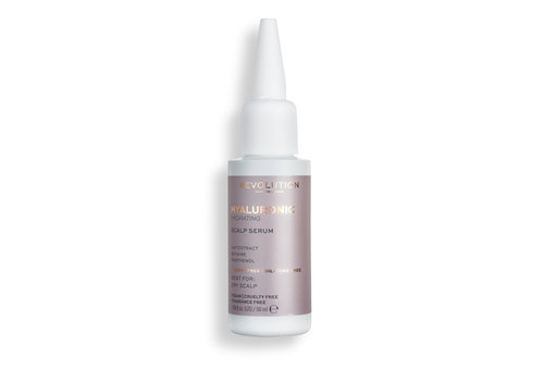 Revolution Hair Hyaluronic Acid Calming Scalp Serum for Dry Dandruff