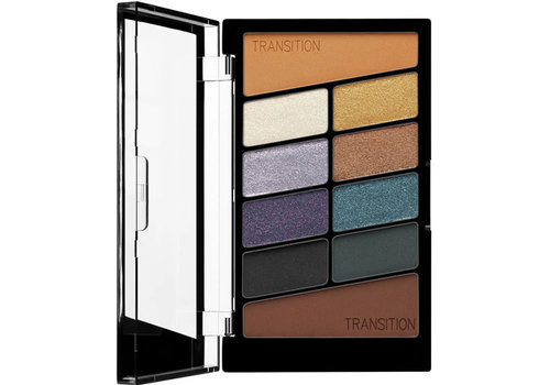 Wet n Wild Color Icon 10 Pan Palette Cosmic Collision