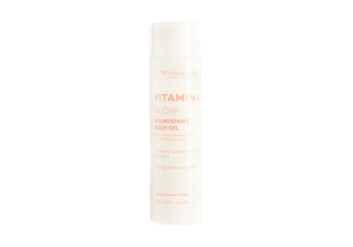 Revolution Skincare Vitamin C Glow Nourishing Body Oil
